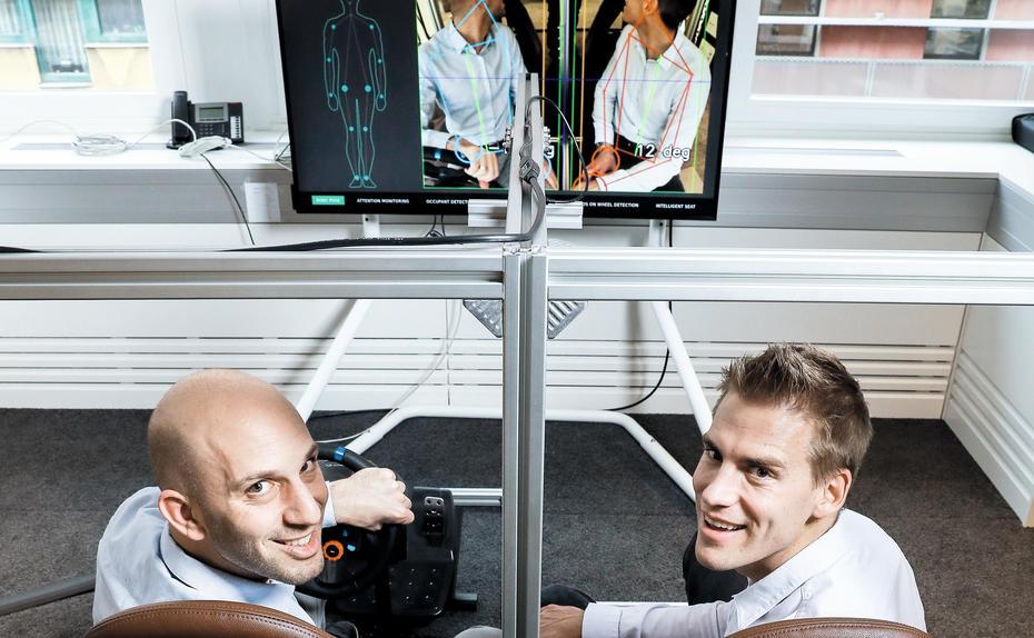 emotion3D: Austrian technology for autonomous driving