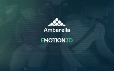 emotion3D and Ambarella collaborate on AI-based edge camera systems for driver and occupant monitoring