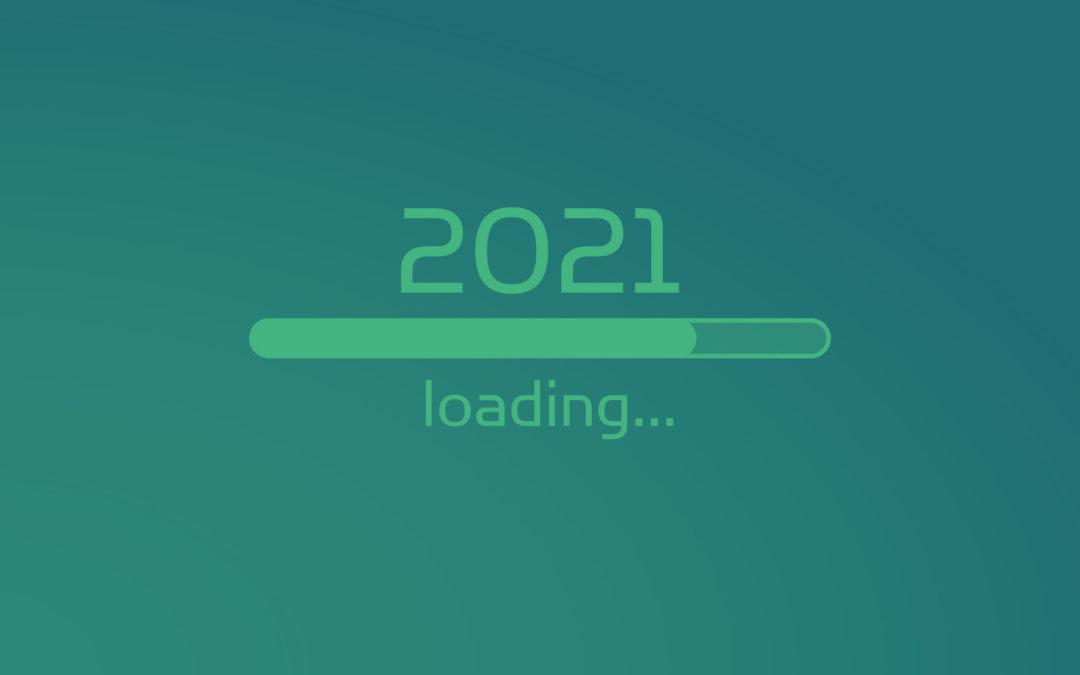 2021 – A Big Leap Into The Future